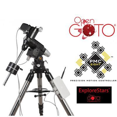 Montáž Explore Scientific EXOS-2 PMC-8 GoTo