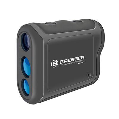 Laserový dálkoměr Bresser 4x21