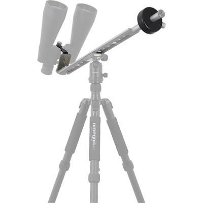 Montáž pro binokuláry - na pozorování oblohy