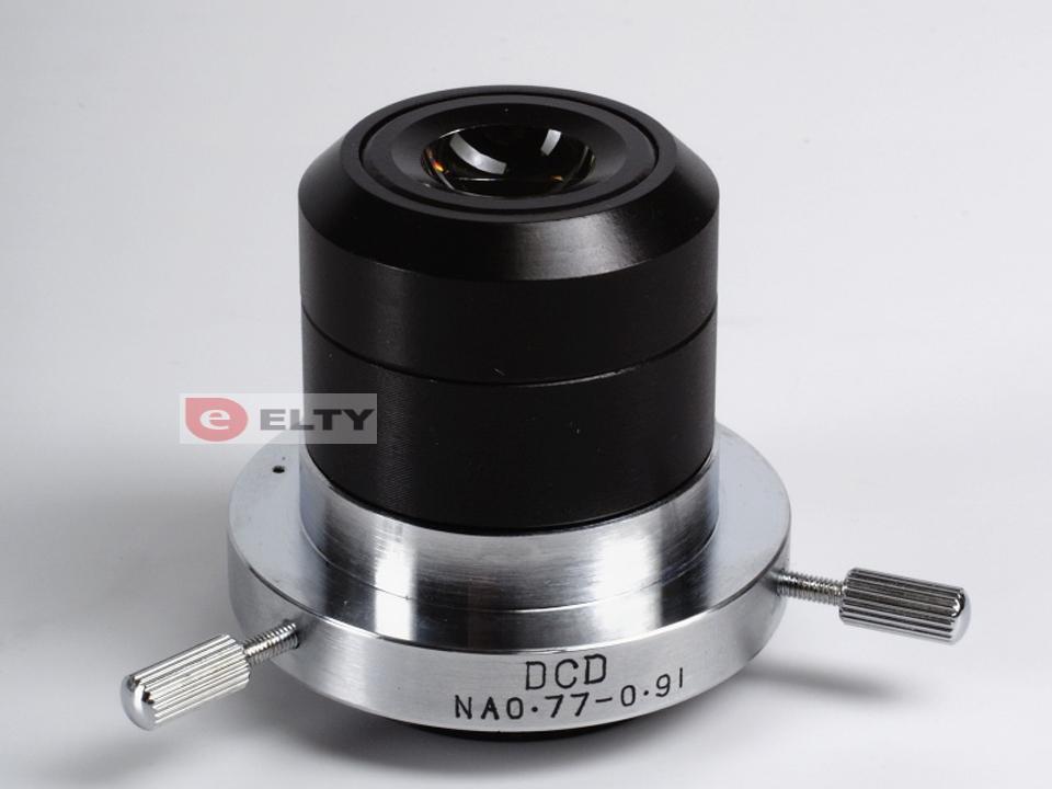 Kondenzor  KTPS-LC , okulár pro fázový kontrast a temné pole
