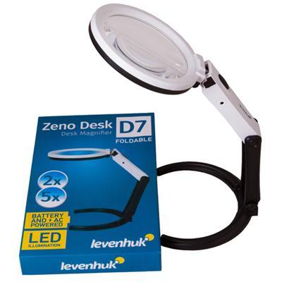 Lupa Levenhuk Zeno Desk D7