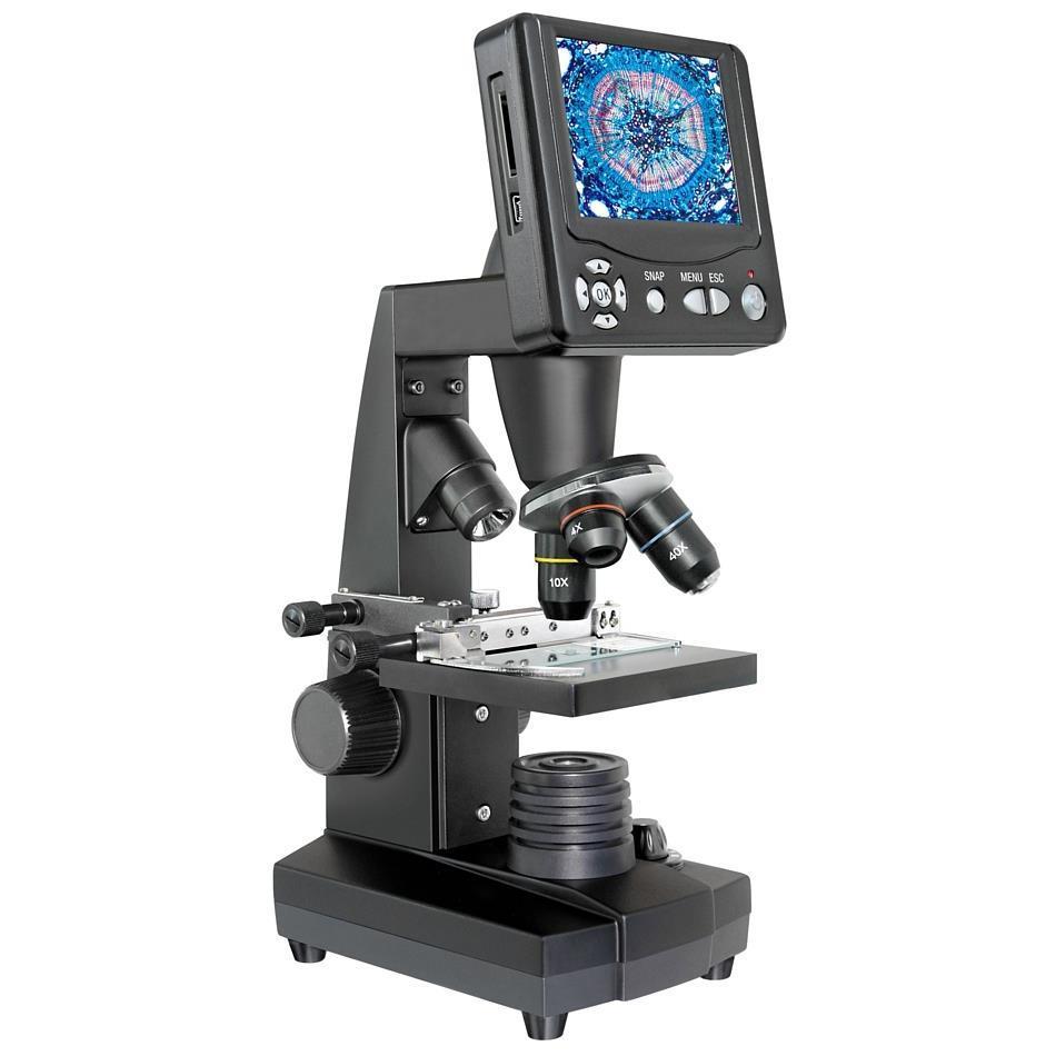 Mikroskop Bresser LCD 50x-2000x