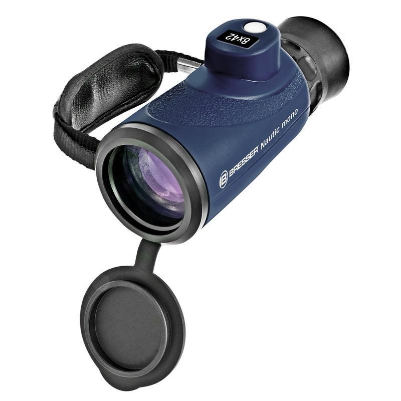 Dalekohled  Nautic mono 8x42 WP/kompas
