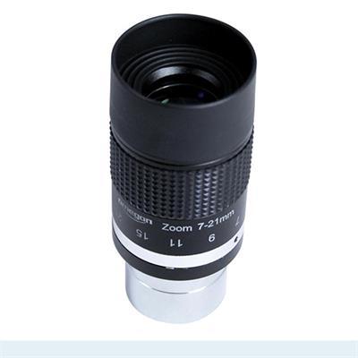 Omegon Super Plossl zoom okulár 7-21mm 1.25