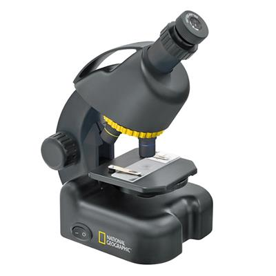 Dětský mikroskop National Geographic 40x-640x