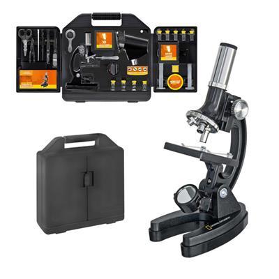 Dětský mikroskop NG 300x-1200x + kufřík
